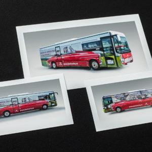Autobus Jižní Čechy