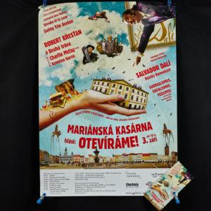 Plakát Mariánská